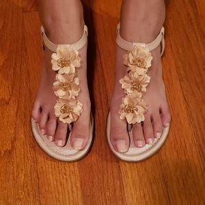 Girls GB Girls sandals.  Only worn twice